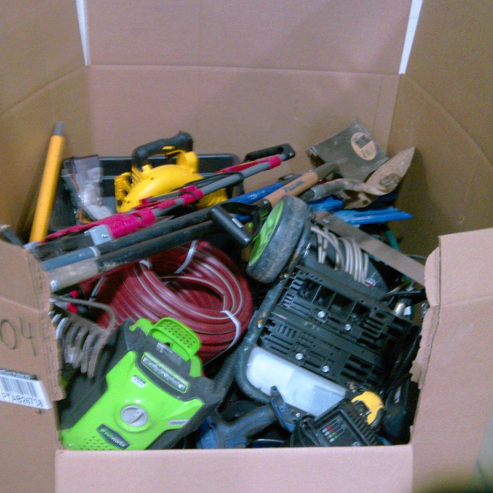 tool inventory list