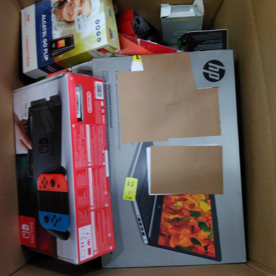 Cell Phone Accessories, Video Games & Consoles - Nintendo Switch, HP, Amazon